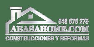 logotipo de abasa home web Empresa de reformas en tenerife